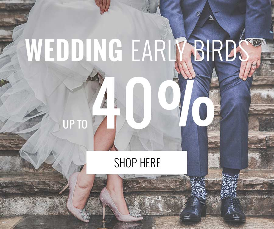 Wedding early bird 2019