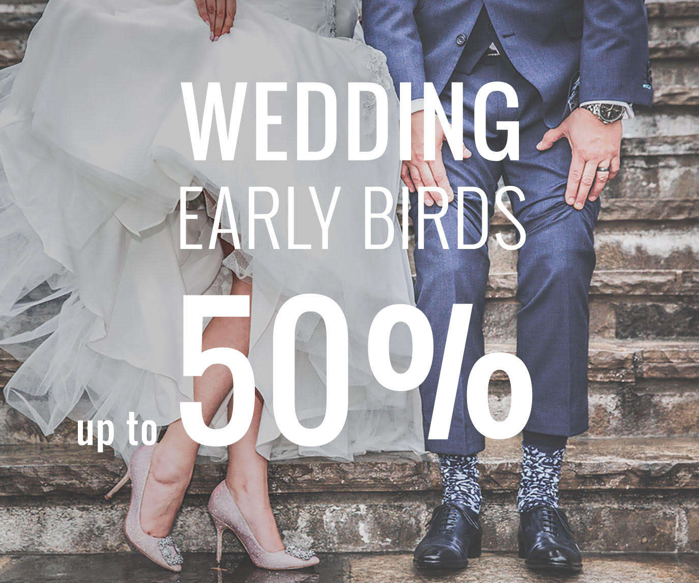 Wedding 2018 promotion