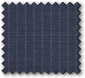 Edward - Denim Blue Striped