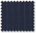 York - Blue Tonal Striped
